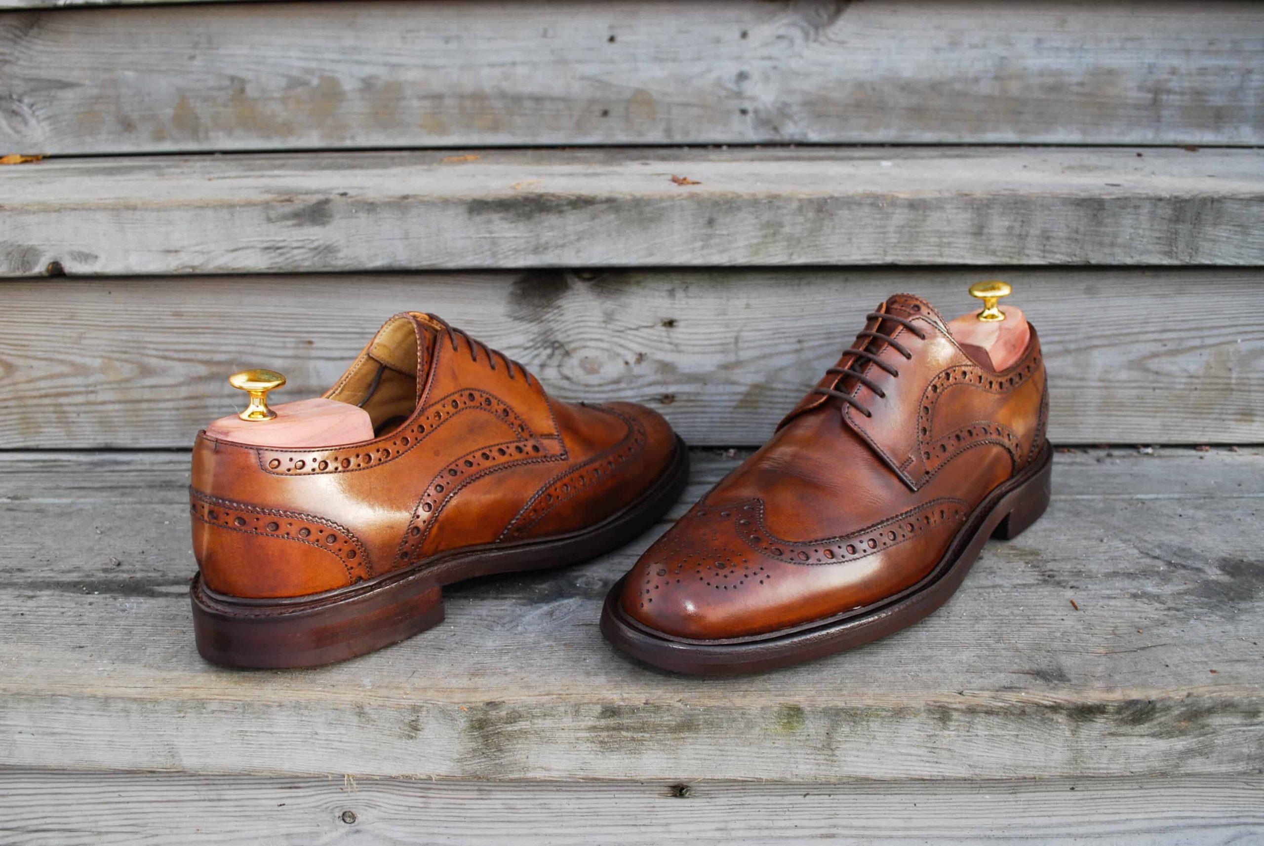 Bästa skorna för en formell middag